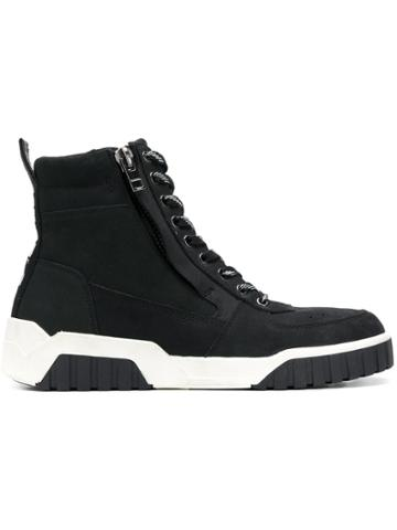 Diesel S-rua Mc Sneakers - Black