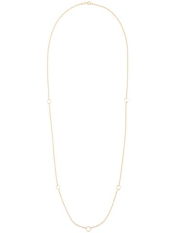 Foundrae 36-inch Chain, Women's, Metallic