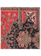 Etro Patterned Scarf - Red