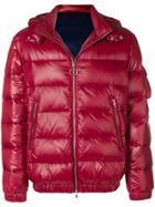 Eleventy Padded Jacket - Red