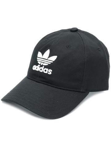 Adidas Adidas Originals Trefoil Logo Cap - Black
