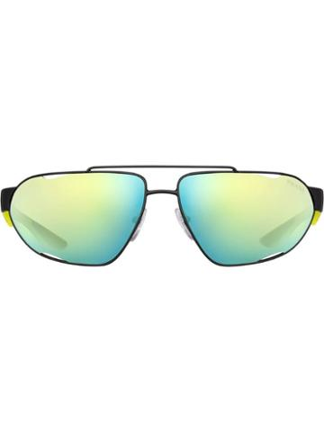 Prada Eyewear Prada Eyewear Collection Sunglasses - Green