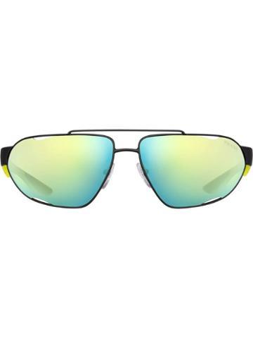 Prada Eyewear Prada Eyewear Collection Sunglasses - Green
