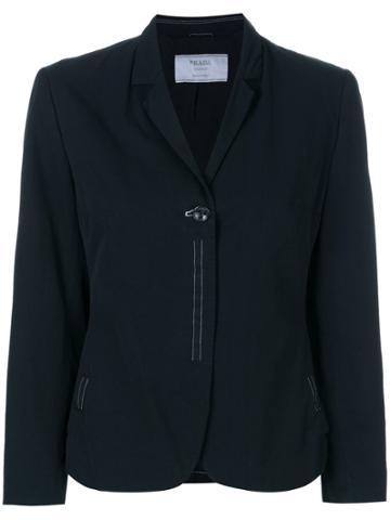 Prada Vintage Classic Blazer - Black