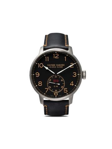 Ulysse Nardin Marine Torpilleur Limited Edition 44mm - Black Dial