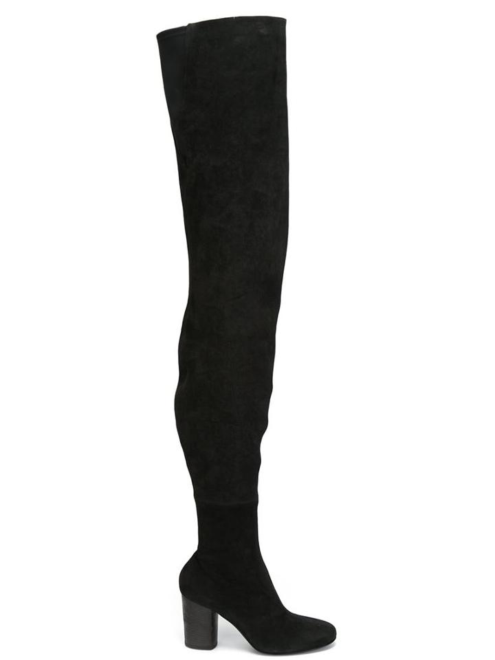 Haider Ackermann Thigh High Boots