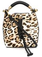 Chloe 'gala' Leopard Tote