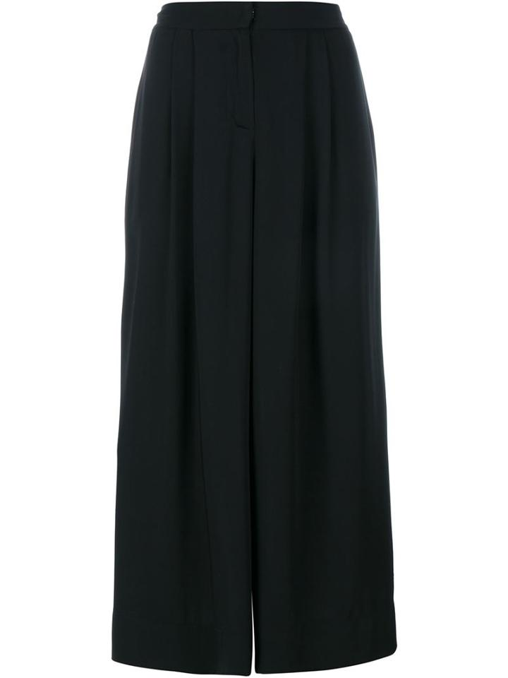 Zimmermann Cropped Wide Leg Trousers