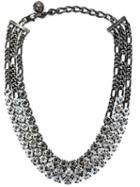 Lanvin 'kristin' Necklace, Women's, Metallic