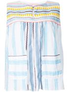 Lemlem Striped Sleeveless Top - White