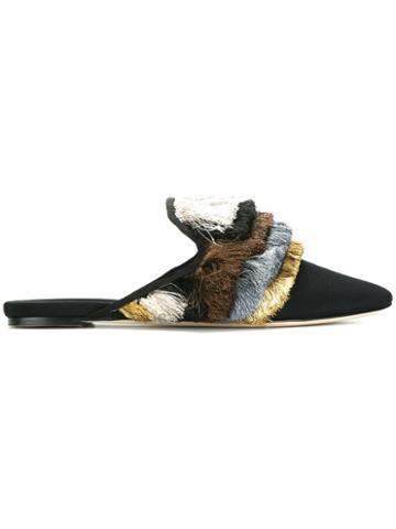 Sanayi 313 'cascata' Slippers