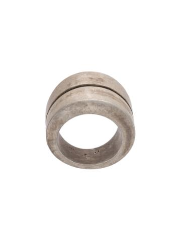 Parts Of Four Chasm Ring, Adult Unisex, Size: 11, Metallic