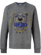 Kenzo 'tiger' Sweatshirt - Grey