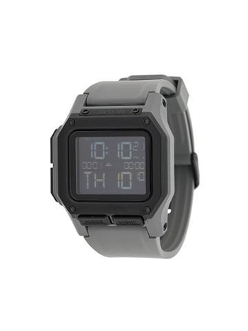 Nixon Regulus Digital Watch - Grey