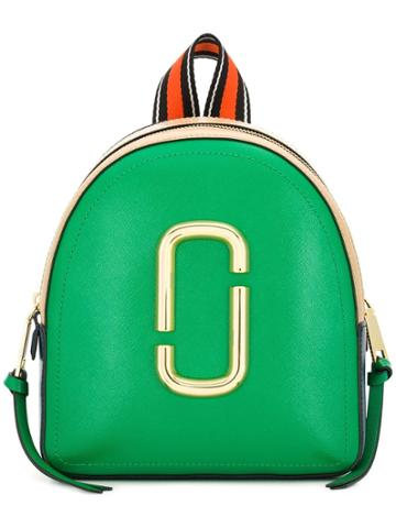 Marc Jacobs Pack Shot Backpack - Green