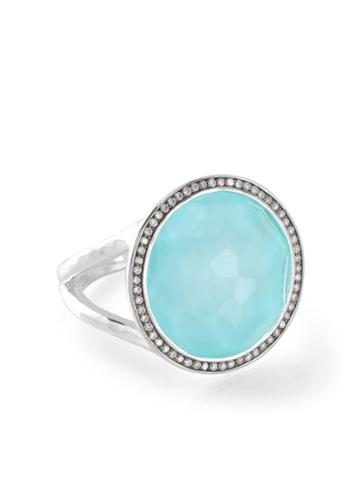 Ippolita Medium Lollipop Ring - Silver