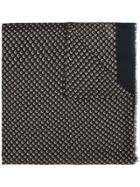 Altea Printed Scarf - Black