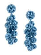 Sachin & Babi Coconut Earrings - Blue