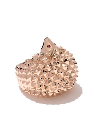 Boucheron Hedgehog Cocktail Ring - Pg