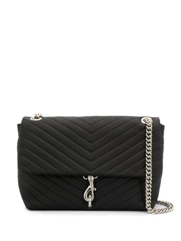 Rebecca Minkoff Edie Cross Body Bag - Black
