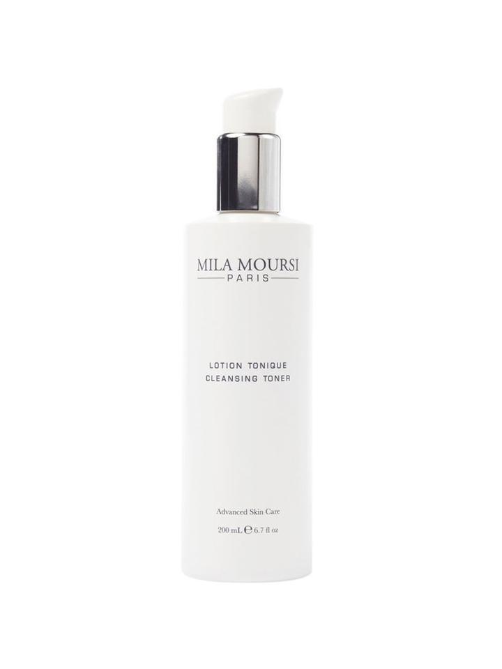 Mila Moursi Lotion Tonique/ Cleansing Toner, White