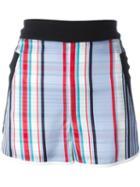 Stella Mccartney Checked Shorts