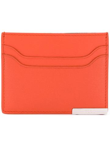Tod's Classic Cardholder - Orange