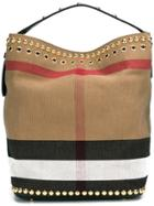Burberry 'ashby' Tote - Multicolour