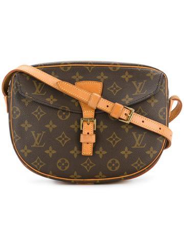Louis Vuitton Vintage Monogram Jeune Fille Shoulder Bag - Brown