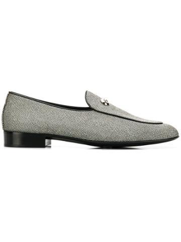 Giuseppe Zanotti Jackson Loafers - Grey