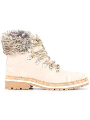 Sam Edelman Sam Edelman Bowen Greymulti Furs & Skins->calf Leather -