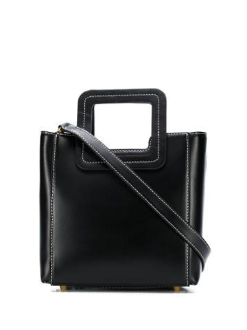 Staud Staud 079043 Blk Leather/ - Black