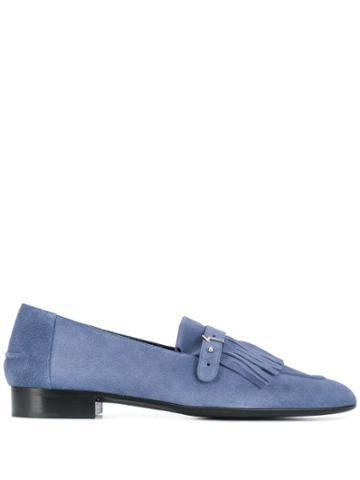 Giuseppe Zanotti Curtiss Loafers - Blue