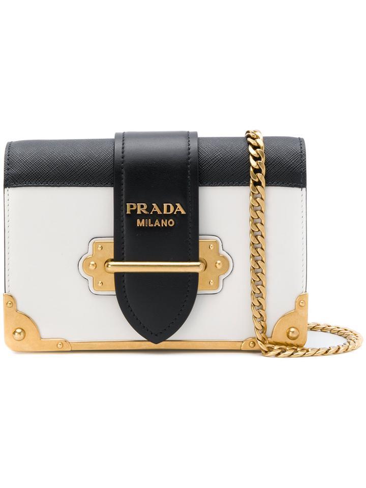 Prada Cahier Shoulder Bag - Unavailable  faf154689f046