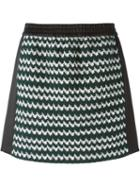 Kenzo Textured Mini Skirt