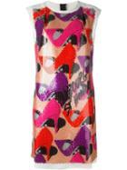Lanvin Sequin Embellished Dress