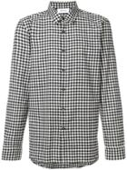 Harmony Paris Gingham Check Shirt - Black