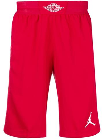 Nike Sportswear Shorts - Red