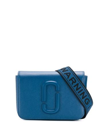 Marc Jacobs Hip Shot Dtm Belt Bag - Blue