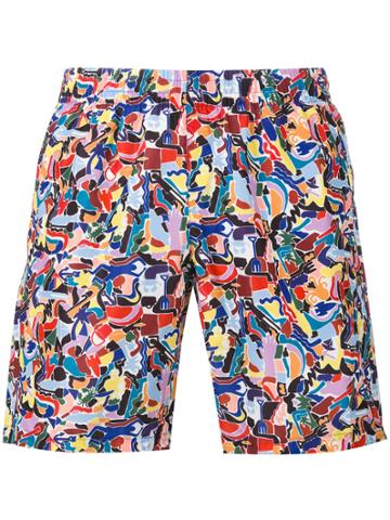 La Perla Sunlight Swim Shorts - Multicolour