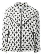 Iro Patterned Tweed Jacket