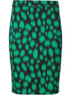 Lanvin Dotted Skirt