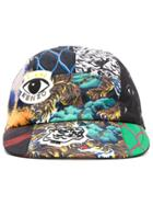 Kenzo Multi Icon Baseball Cap - Black