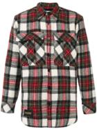 Stella Mccartney Plaid Flannel Shirt - Multicolour