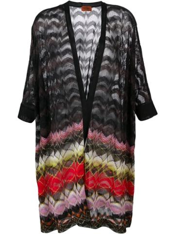Missoni Long Wavy Pattern Cargidan