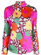 Dodo Bar Or Flower Print Shirt - Multicolour
