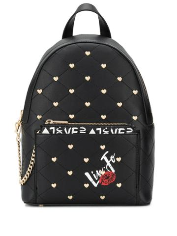 Liu Jo Romantica Backpack - Black