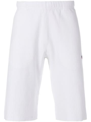 Champion Track Shorts - White