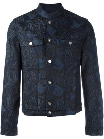 Kenzo 'hairs' Denim Jacket