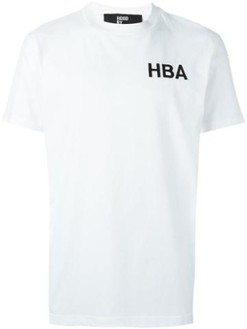 Hood By Air Embroidered Logo T-shirt
